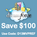 MVP Dreamforce Discount D13MVPREF